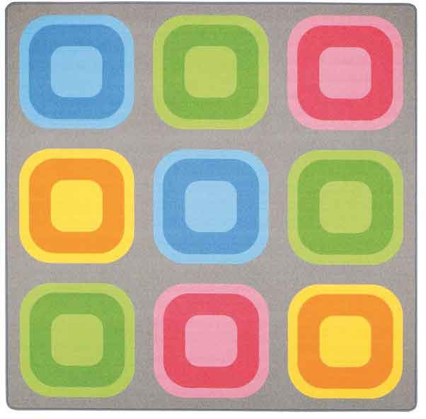 Wesco Checkerboard Giant Square Mat 40918