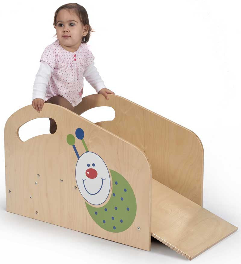 Whitney Brothers Little Bug Toddler Step and Ramp WB2114