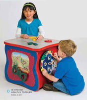 Gressco Healthy Toddler Activity Island