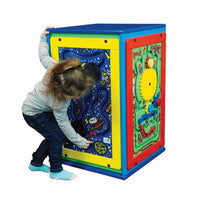 Gressco Standard Fun Island Cube Activity Center, AMH-SST105 - The Creativity Institute