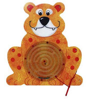 Anatex TWP9028 Bear Wall Panel