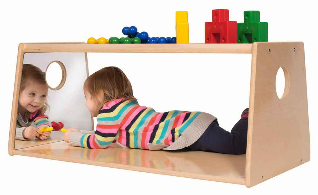 Angeles Wooden Toddler Play Center ANG1785 - The Creativity Institute