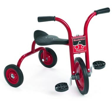 "Angeles AFB2700PR ClassicRider 10"" Pedal Pusher Trike"