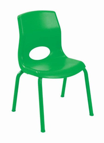 "Angeles AB8012PG MyPosture 12"" Chair - Green"