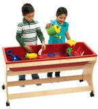 Angeles AVL1400B Value Line Birch Sand & Water Table