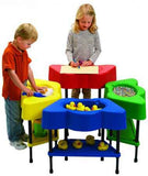 Angeles AFB5104SET Sensory/Activity Tables Set of 4