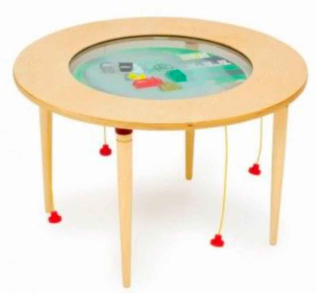 CFC Cars-Trucks Theme Round Magnetic Sand Table - 22""