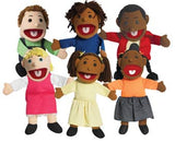 Children's Factory CF100-896 Ethnic Children Puppets