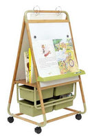 Copernicus BE1 Double Sided Bamboo Teaching Easel