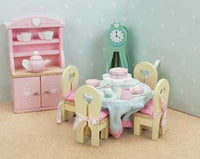Le Toy Van ME056 Rosebud Daisylane Drawing Room Dollhouse Furniture