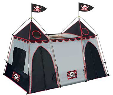 Gigatent CT-044 Pirate Hide-Away Play Tent