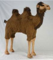 Hansa 2062 Camel Ride-On Plush Stuffed Animal