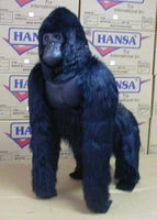 Hansa 3490 Silverback Gorilla Plush Stuffed Animal