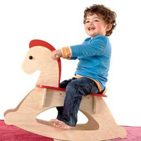 Hape E0100 Rock and Ride Rocking Horse