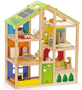 Hape E3401 Educo Furnished All Season House