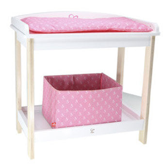 Hape E3602 Doll Changing Table