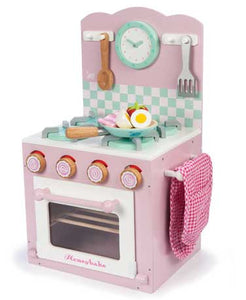 Le Toy Van TV303 Honeybake Oven & Hob Set in Pink