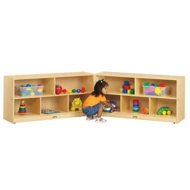 Jonti-Craft 0326JC18 Toddler Mobile Fold-n-Lock-18 in. Deep