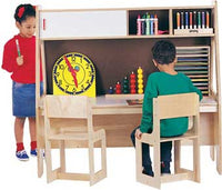 Jonti-Craft 7821JC Twin Activity Center