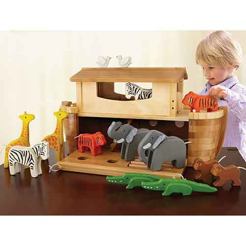 Maxim EverEarth 33727 Large Ark With Animals