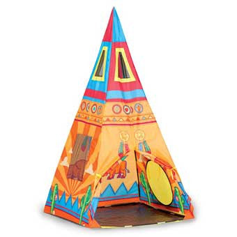 Pacific Play Tents 39610 Santa Fe Giant Teepee (Tee Pee)