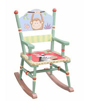 Teamson Kids W-8266A Sunny Safari Rocking Chair -BACKORDERED TILL 4-28