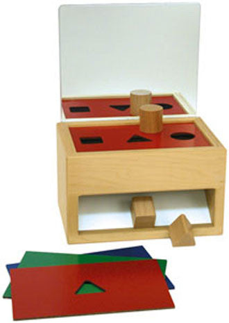 TAG Toys ESC9 Shape Sorter with Mirror - The Creativity Institute