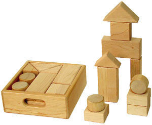 TAG Toys S-6 First Building Blocks - The Creativity Institute