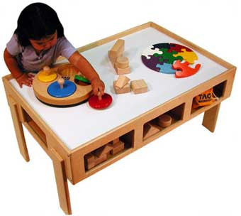 TAG Toys F-303 Child's Activity Table