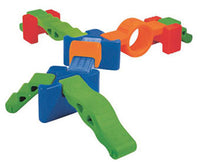 Wesco 38555 ALFRESCO KIT Large Obstacle Course