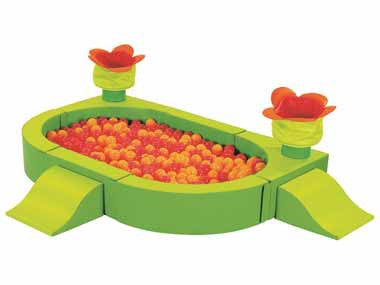 Wesco 38667 The Meadow Ball Pool