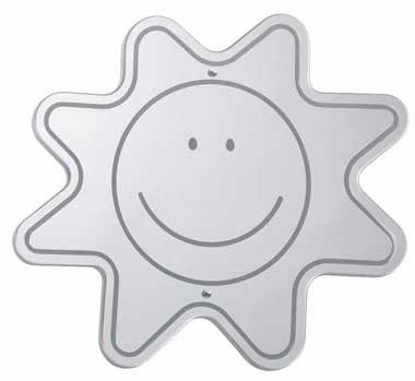 Whitney Brothers WB0035 Happy Face Mirror - The Creativity Institute