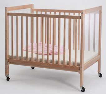 Whitney Brothers WB9503 Infant Clear View Crib