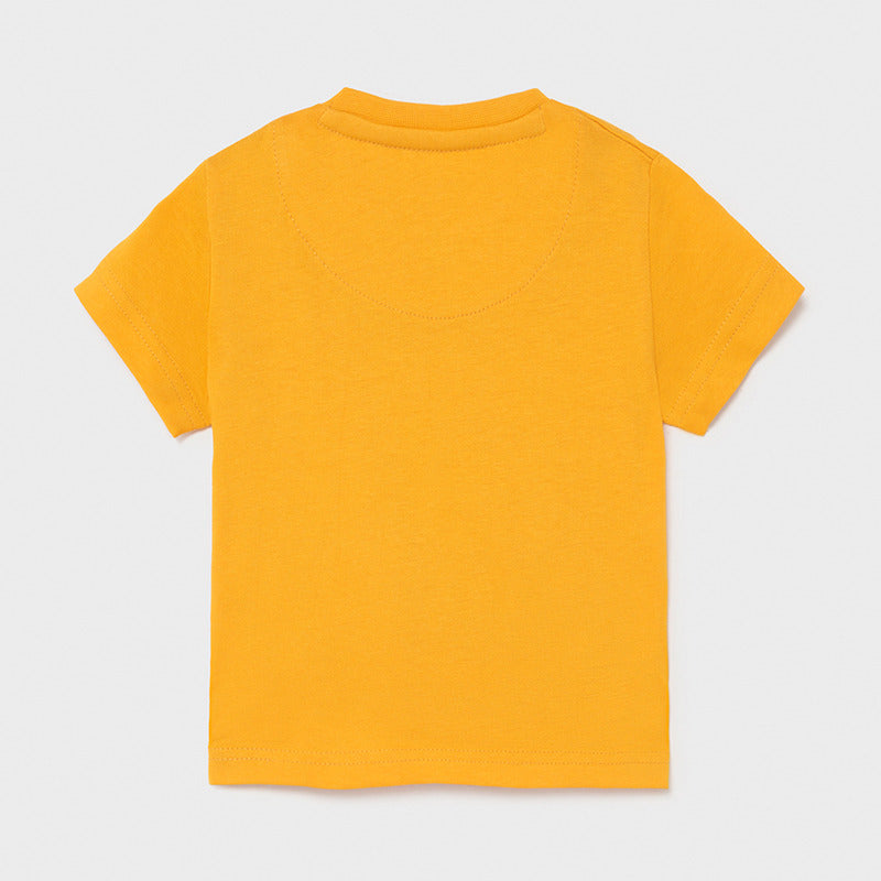 Camiseta Bebé Niño Estampada Ecofriends Mayoral