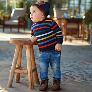 Jeans Bebe Niño Slim Fit Mayoral