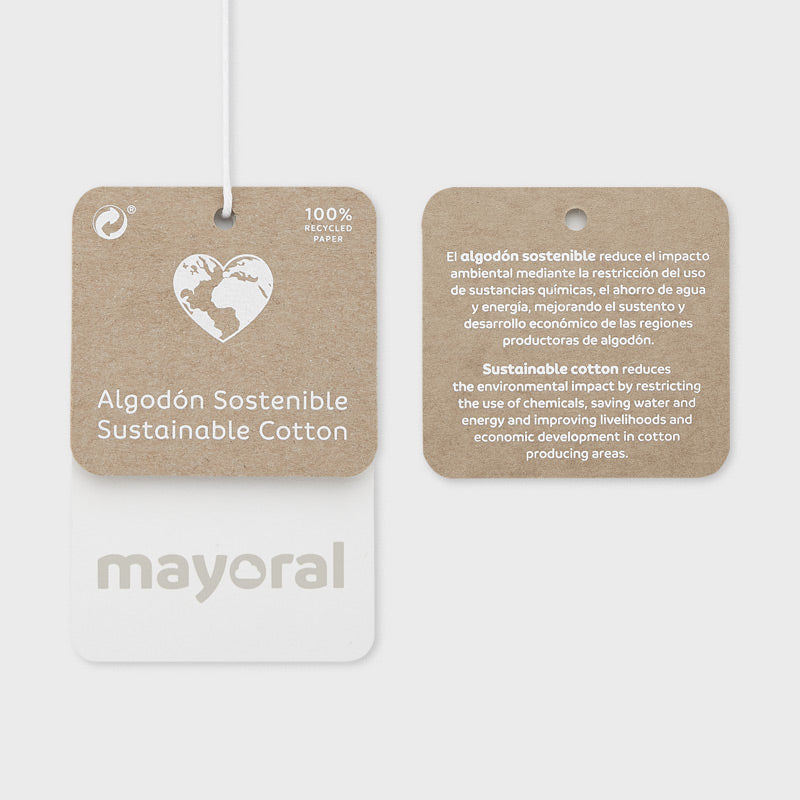 Camiseta Niño Ecofriends Mayoral