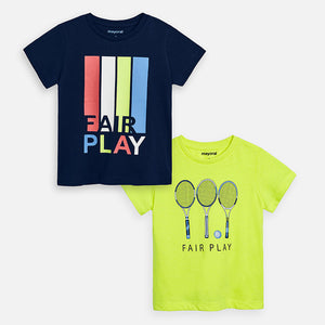 Camiseta niño fair play mayoral *1