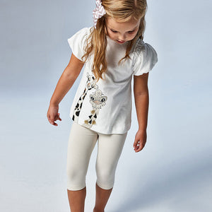Conjunto Niña Leggings Ecofriends Jiraga Mayoral