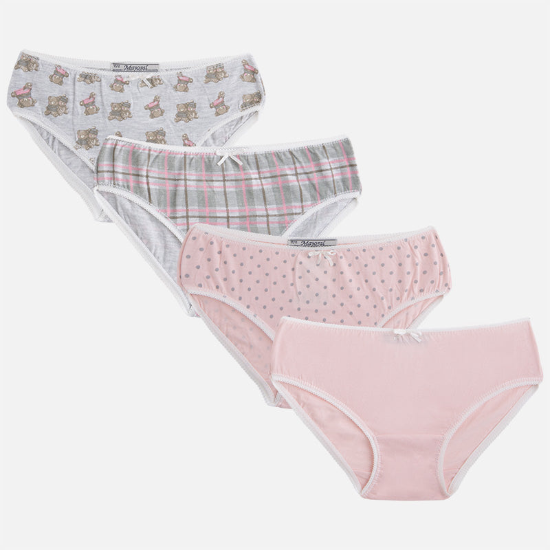 Panties Niña Estampado  Mayoral * 4
