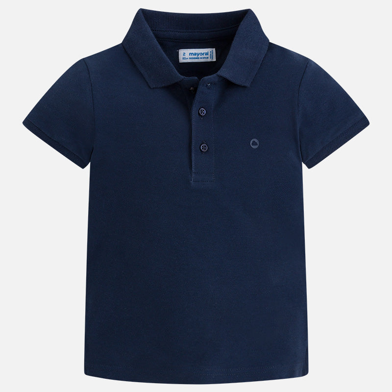 Camiseta Niño Tipo Polo Mayoral