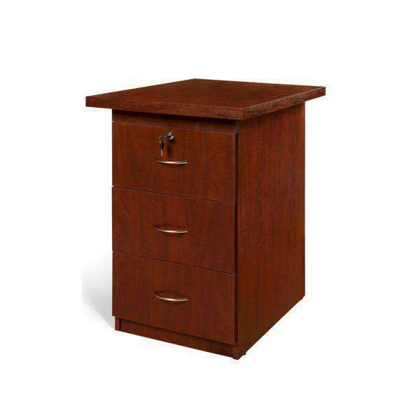 Econo Desk height Pedestal, 3 Drawer