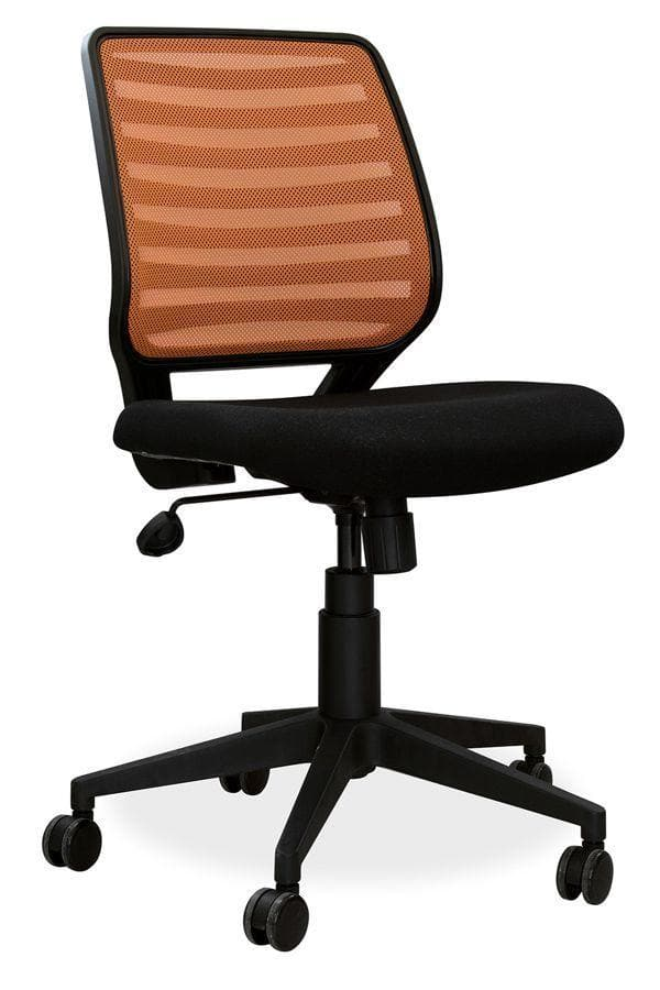 Aylee Operators Chair White