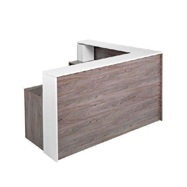 Evolution L Shape Reception Counter