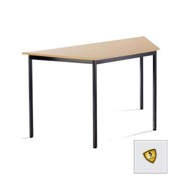 Trapezoid Training Table