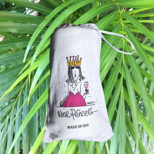 Wine Princess Nightshirt