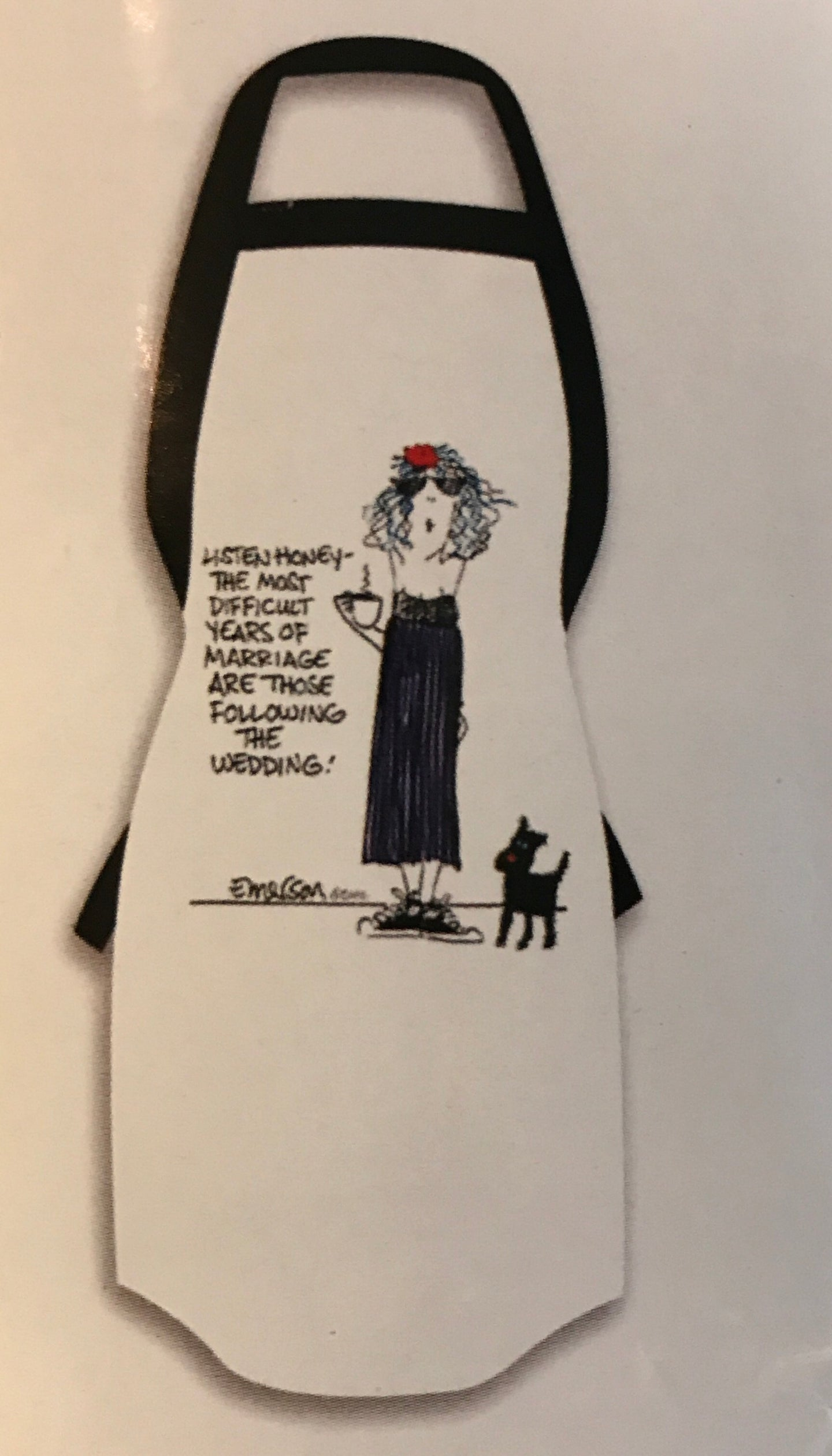 The Most Difficult Years Apron