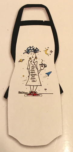 Men Are From Mars Apron
