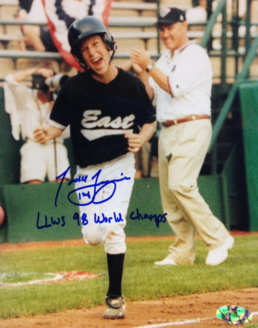 Todd Frazier Little League World Series Autographed 8x10 Photo Spring Training Special