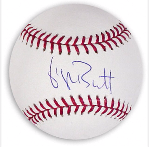 George Brett Signed Baseball