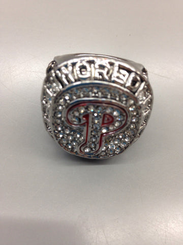 2008 Phillies Replica World Series Ring
